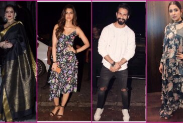 Alia Bhatt, Shahid Kapoor, Kriti Sanon and More Attended Birthday Bash In Style!