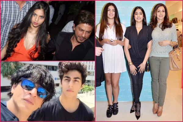 7 Most Stylish Bollywood Star Kids Who Are Ready For Silver Screen Debut!