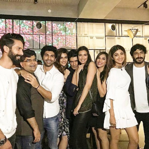 Bollywood Celebs attend Jitesh Pillai Birthday Bash