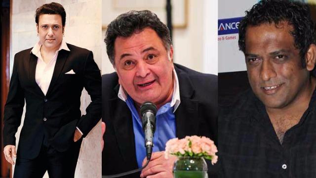 Govinda Thanks Rishi Kapoor After He Slams Jagga Jasoos Director Anurag Basu For Being Irresponsible