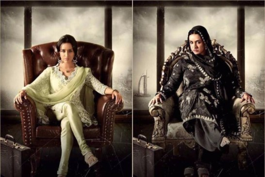 Watch: 'Haseena Parkar' Trailer Is Gritty And Intense, Shraddha Kapoor's Fiery Act Is Impressive!