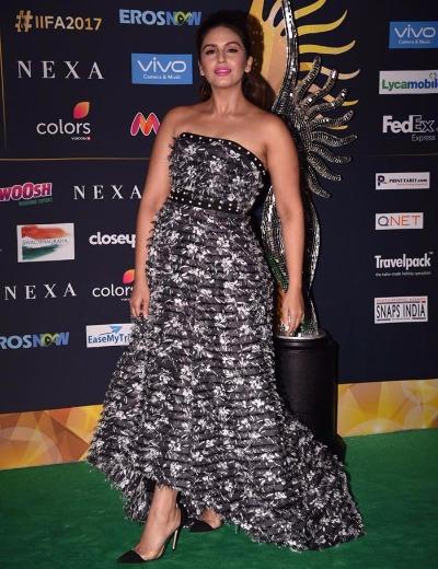 Huma Qureshi IIFA 2017 New York