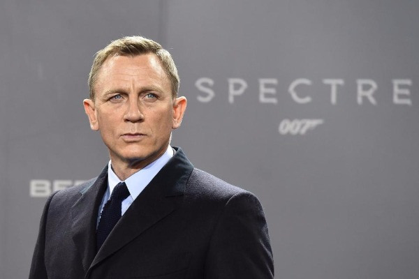 Daniel Craig Set To Return For Bond 25, After Saying He'd Rather Slit His Wrists Than Do Another 007