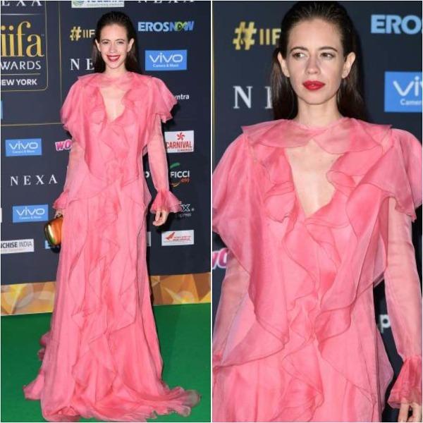 Kalki Koechlin Worst Dressed IIFA 2017