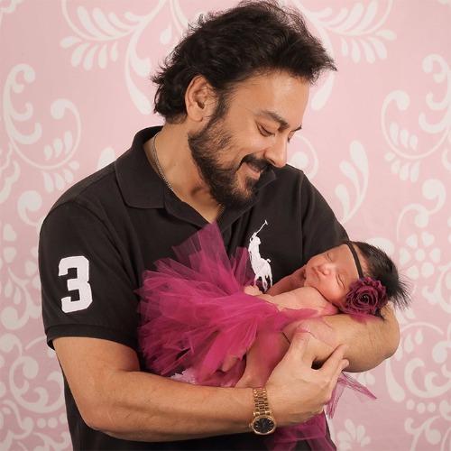 Singer Adnan Sami Shares Pictures Of Daughter Medina