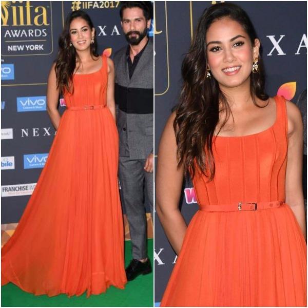 Mira Rajput Best Dressed IIFA2017