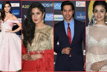 IIFA ROCKS 2017 Green Carpet: From Katrina To Alia, Saif to Shahid-Who Wore What!