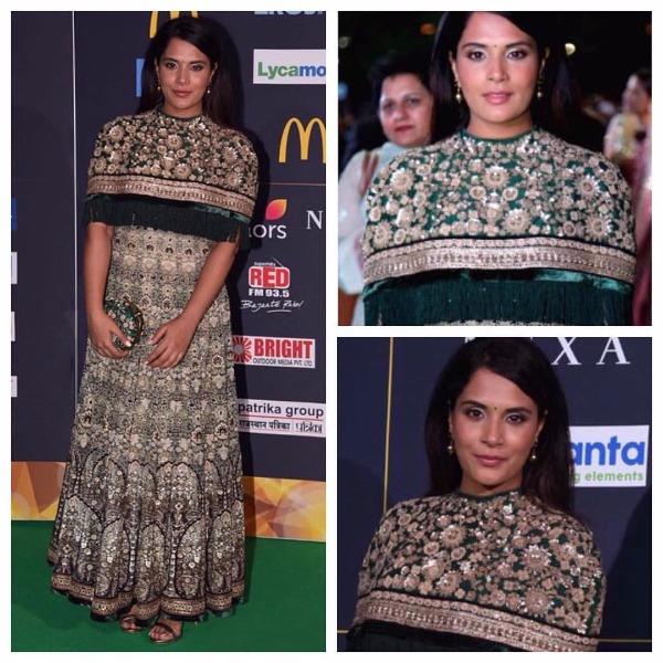 Richa Chadha Worst Dressed IIFA2017