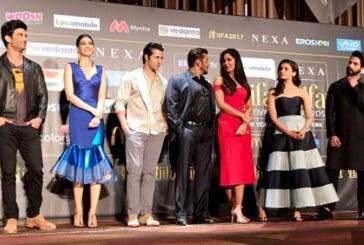 WATCH: DJ Bravo Makes Salman Khan, Varun, Shahid Dance To Champion Song At IIFA 2017