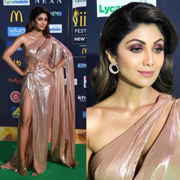 Shilpa Shetty Best Dressed IIFA2017
