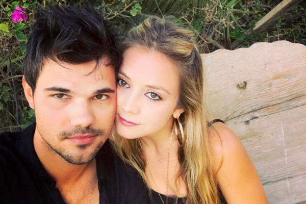 Twilight Saga Actor Taylor Lautner and Billie Lourd Split Up After Months Of Dating!