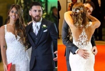 PHOTOS: Footballer Leo Messi Married His Childhood Love Antonalle Roccuzzo In Extravaganza Ceremony!