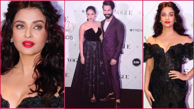 Vogue Beauty Awards 2017: Aishwarya, Shahid-Mira, Akshay Kumar In Fashion Mode!
