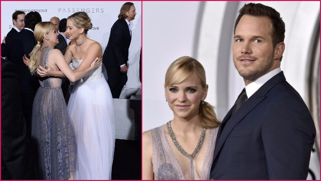 Shocking Split: Actor Chris Pratt, Anna Faris Breakup, Fans Blame Jennifer Lawrence!