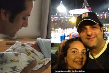 Actor Fardeen Khan, Wife Natasha Welcome Second Child, Here Is The First Picture!