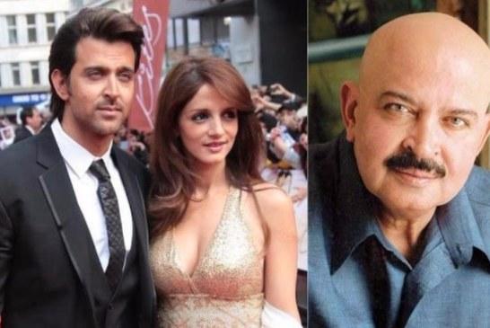 Rakesh Roshan On Hrithik Roshan-Sussanne Khan Divorce – Whatever happened between Hrithik and Her Is Their 'Kismat'