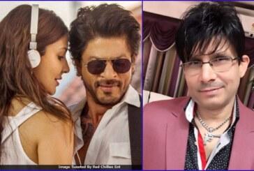 KRK and Public's Mixed Reaction on Shah Rukh Khan-Anushka Sharma Starrer Jab Harry Met Sejal!