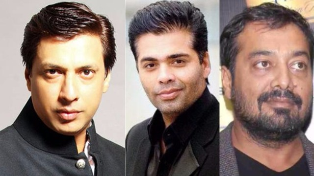 Madhur Bhandarkar Angry With KJo, Anurag Kashyap For Not Supporting Him During 'Indu Sarkar' Release!