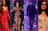 LFW 2017 Finale: Sunny Leone, Jacqueline Fernandez, Malaika Arora Set The Ramp on Fire As Showstoppers!