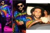 Lakme Fashion Week 2017 Day 4: The Quirkiest, Rainbow Clad Ranveer Singh Steals The Show!