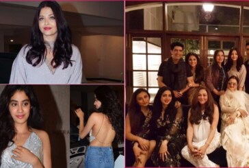 Sridevi's Birthday Bash PICS: Ace Actresses Aishwarya Rai, Rani Mukerji, Rekha Pose Together!