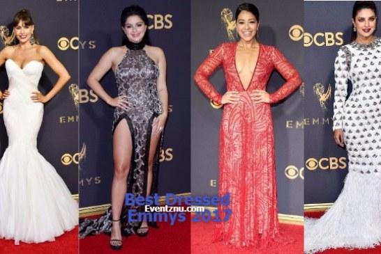 Emmy Awards 2017 Best Dressed: Priyanka Chopra, Nicole Kidman, Mandy Moore Lead The Red Carpet Looks