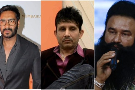 KRK Goes Low Again, Thinks He Finished Career Of Sonakshi Sinha, Ajay Devgn & Ram Rahim's Too!