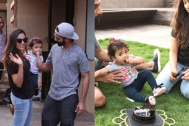 Shahid Celebrated Wife Mira Kapoor's Birthday, Misha Kapoor's Cuteness Steals The Limelight