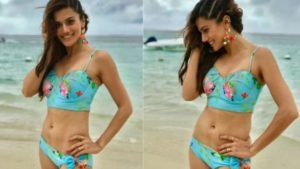 Taapsee Pannu's Satirical Take On Haters Shamed Her Bikini Pictures