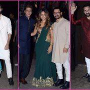 Aamir Khan's Grand Diwali Party