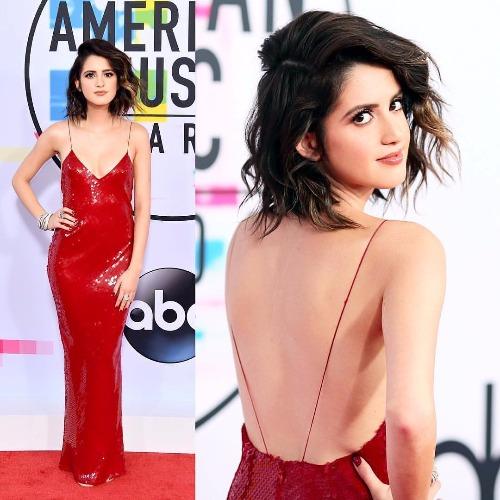 Laura Marano at American Music Awards 2017