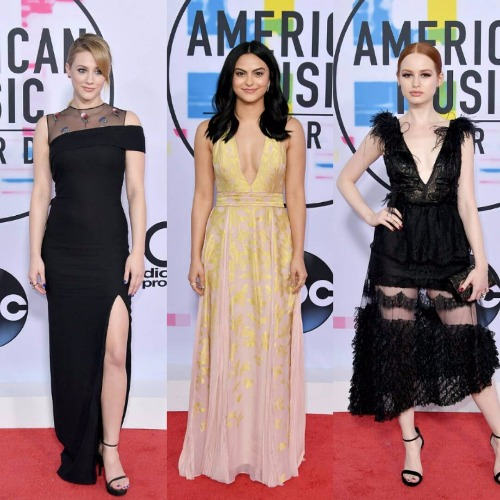 Riverdale at American Music Awards 2017