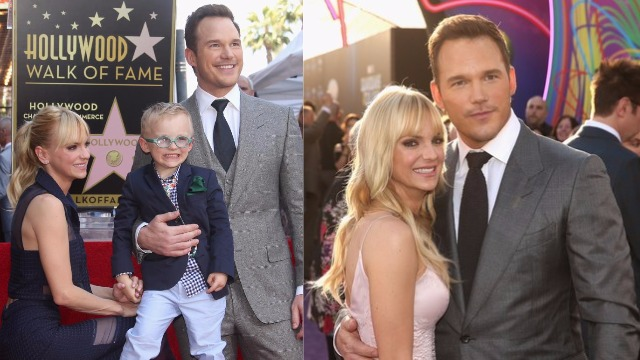 Eight Years Of Marriage Comes To An End, Chris Pratt, Anna ...