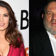 Salma Hayek Harvey Weinstein