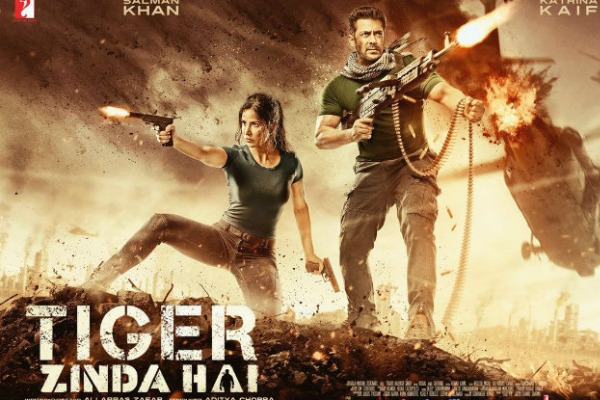 Salman Khan Starrer Tiger Zinda Hai Records Housefull Advance Booking