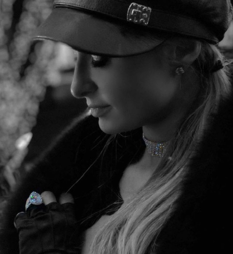 Chris Zylka Proposed Paris Hilton
