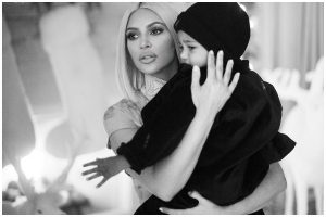 Kim Kardashian's Son