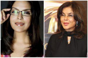 Veteran Actress Zeenat Aman