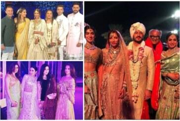 Mohit Marwah Wedding: Karisma, Sonam, Abhishek, Arjun, Sridevi Have A Blast In UAE