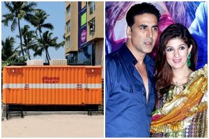 Akshay Kumar Funds Bio-Toilets