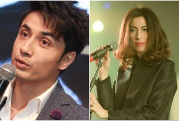 Singer Ali Zafar Accused Of Sexual Harassment By Pakistani Actress Meesha Shafi
