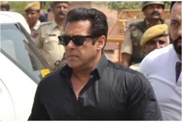 BREAKING: Salman Khan Gets Bail On Blackbuck Case After Spending Two Nights In Jail!