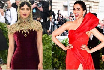 Met Gala 2018: Priyanka Chopra, Deepika Padukone Slay At The Met Gala 2018