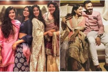 Sonam Ki Mehendi: Inside Pics Of The Rocking Bride and Her Veeres Having Blast
