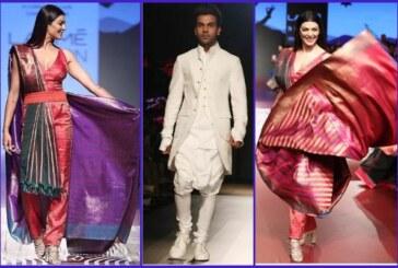 Lakme Fashion Week 2018: Sushmita Sen, Rasika Dugal And Rajkumar Rao Strut In Sustainable Fashion!