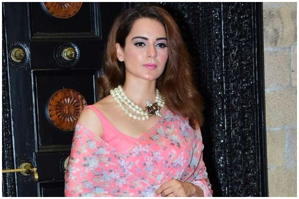 Manikarnika Actress Kangana Ranaut In Legal Trouble For ...