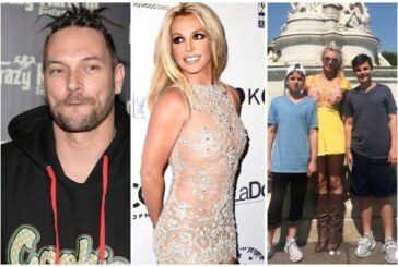 Britney Spears To Pay $35k Per Month To Ex-Husband Kevin Federline For Child Support