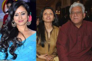 Om Puri's Wife Nandita Puri Divya Dutta