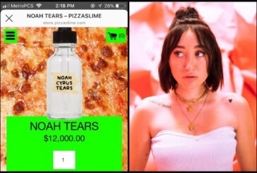Noah Cyrus Selling Bottle Of Her Tears for $12k Is Not Real; Scammer Fooled People
