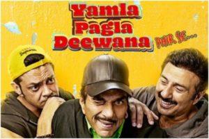 Yamla Pagla Deewana: Phir Se review